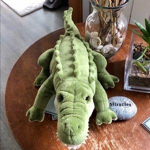 Gund 23 inch Alligator